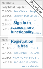 Sign in to access more functionality